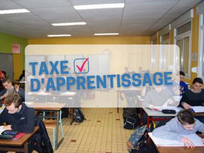 Taxe apprentissage